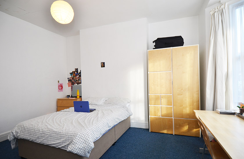 Fantastic student accommodation King John Terrace in Newcastle
