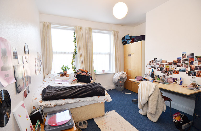 Affordable student accommodation King John Terrace in Newcastle