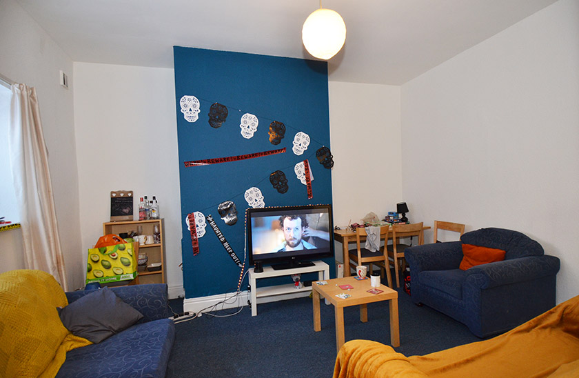 Affordable student accommodation King John Terrace in Heaton, Newcastle upon Tyne
