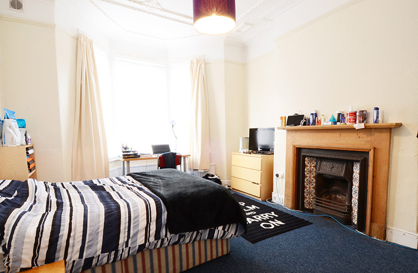 Fantastic student accommodation Cheltenham Terrace in Newcastle