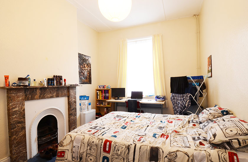 Reasonably priced student accommodation Cheltenham Terrace in Newcastle