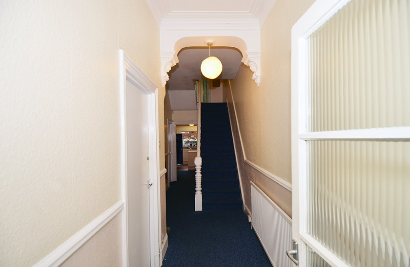 Amazing student accommodation Cheltenham Terrace in Newcastle