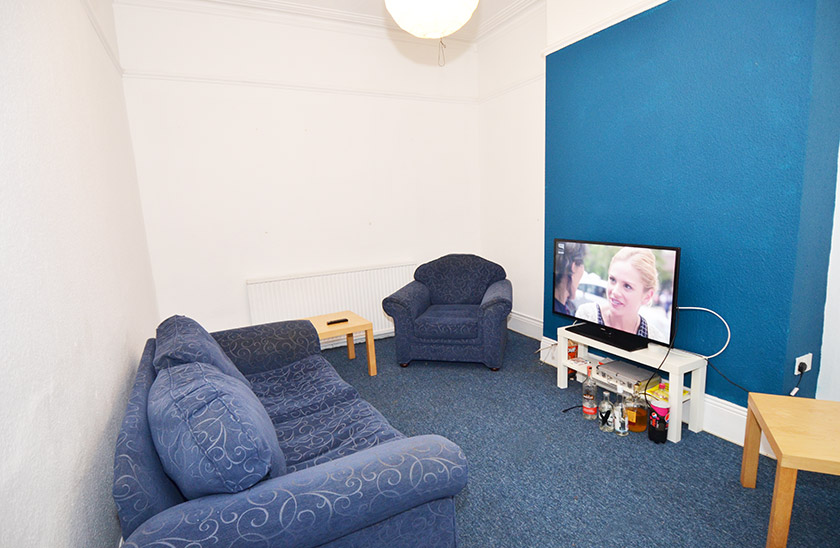 Affordable student accommodation Cheltenham Terrace in Newcastle