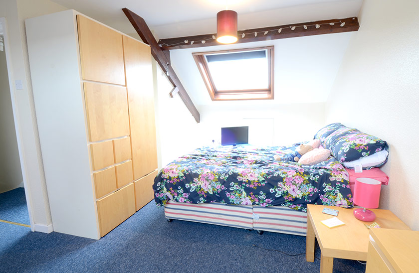 Reasonably priced student accomodation Chillingham Road in Heaton, Newcastle upon Tyne