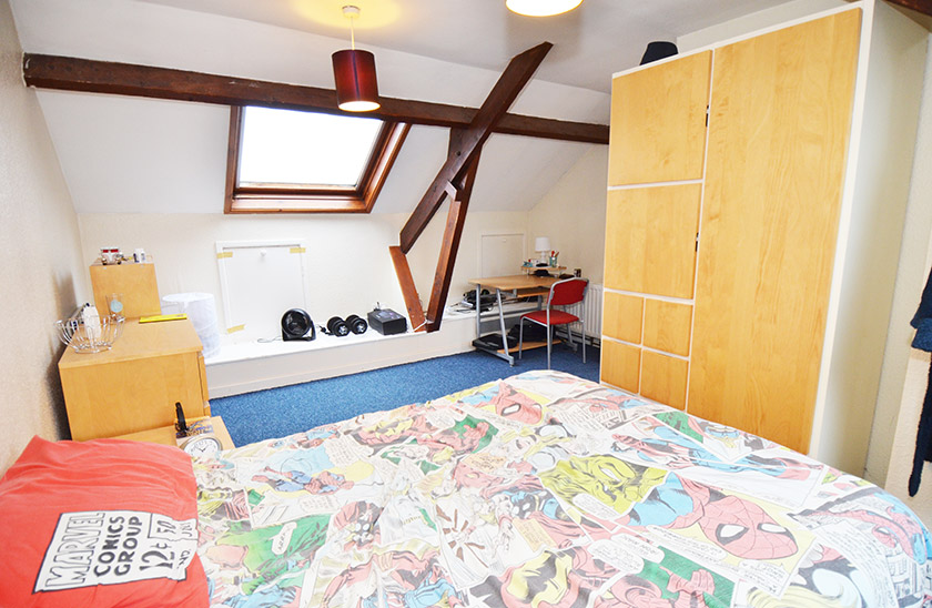 Amazing student accommodation Chillingham Road in Heaton, Newcastle upon Tyne