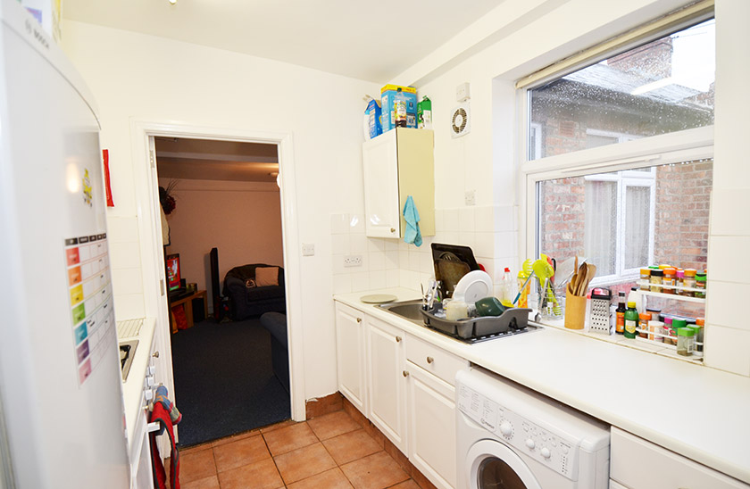 Reasonably priced student accommodation Chillingham Road in Newcastle