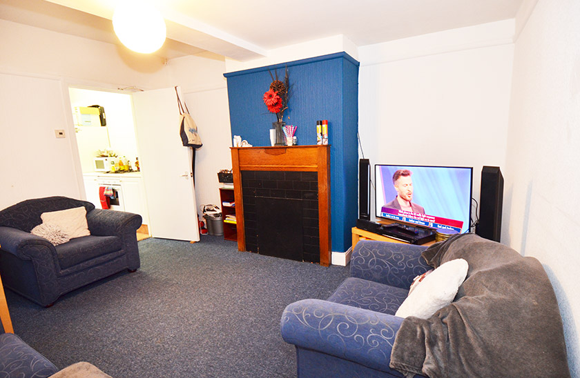 Affordable student accommodation Chillingham Road in Shieldfield, Newcastle upon Tyne
