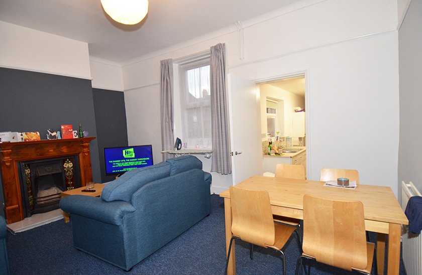 Affordable student accommodation Cartington Terrace in Shieldfield, Newcastle upon Tyne