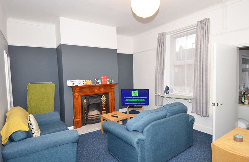 Fantastic student accommodation Cartington Terrace in Heaton, Newcastle upon Tyne