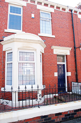 52 Cartington Terrace, Newcastle