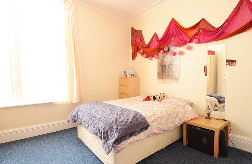 Fantastic student accomodation Rothbury Terrace in Heaton, Newcastle upon Tyne