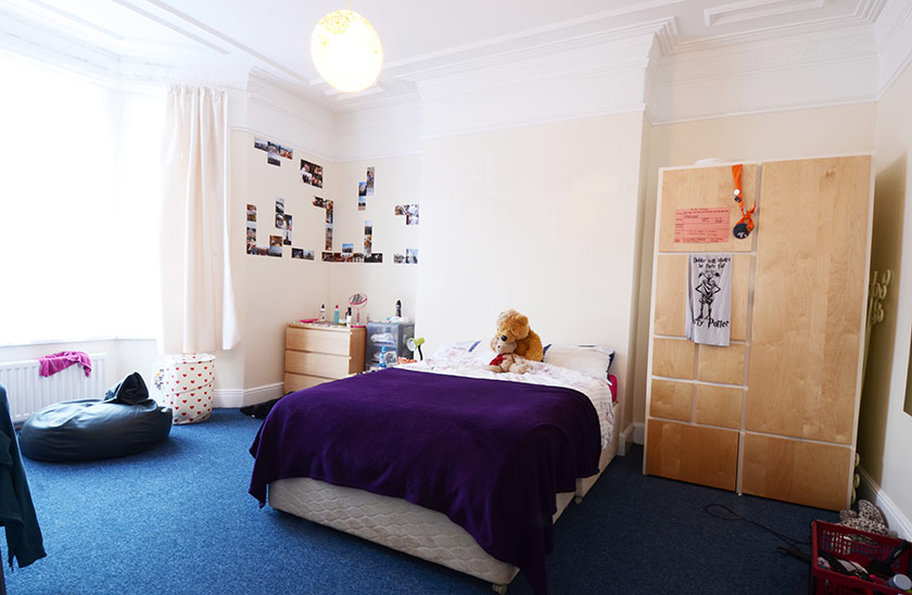 Affordable student accomodation Rothbury Terrace in Heaton, Newcastle upon Tyne