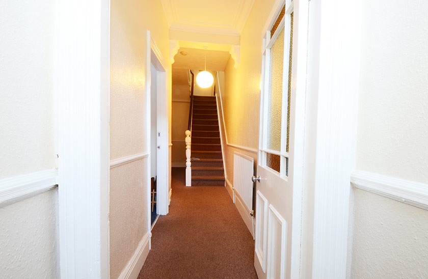 Affordable student accomodation Rothbury Terrace in Newcastle