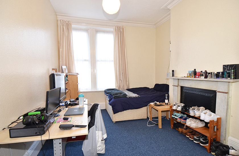 Affordable student accommodation Rothbury Terrace in Heaton, Newcastle upon Tyne
