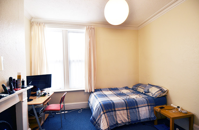 Reasonably priced student accommodation Rothbury Terrace in Shieldfield, Newcastle upon Tyne