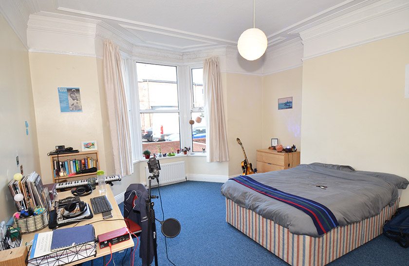 Fantastic student accommodation Rothbury Terrace in Newcastle
