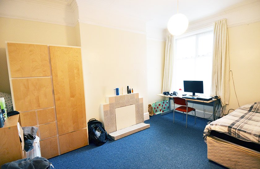 Amazing student accommodation Rothbury Terrace in Newcastle