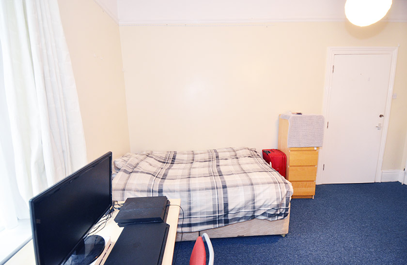 Amazing student accommodation Rothbury Terrace in Shieldfield, Newcastle upon Tyne