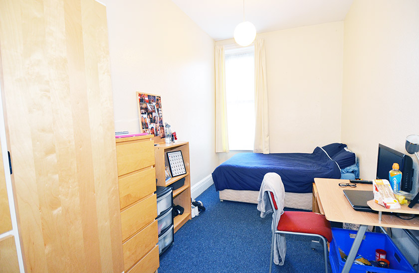 Reasonably priced student accommodation Rothbury Terrace in Heaton, Newcastle upon Tyne