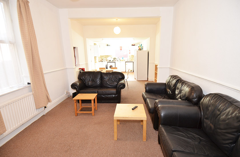 Affordable student accommodation Rothbury Terrace in Jesmond, Newcastle upon Tyne
