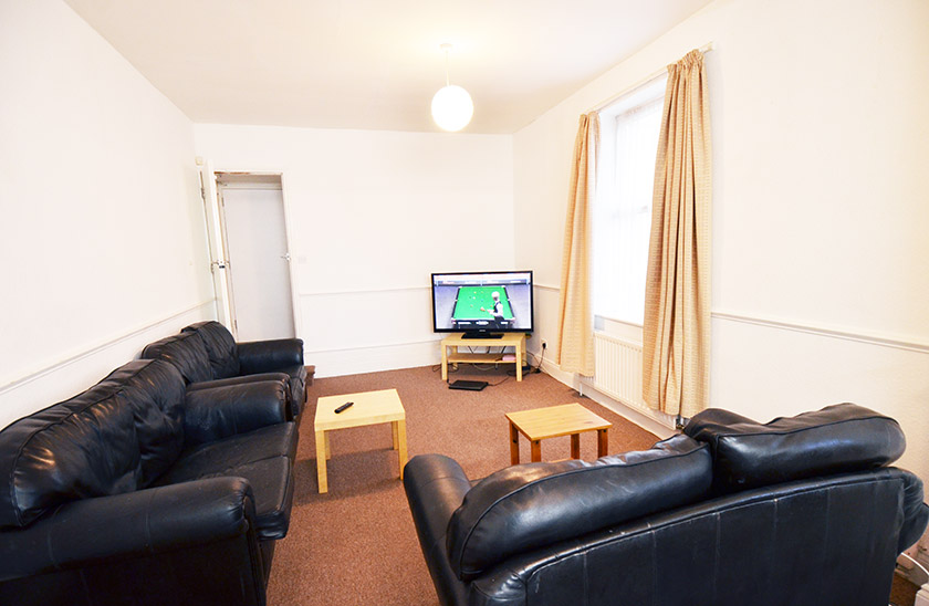 Reasonably priced student accommodation Rothbury Terrace in Newcastle