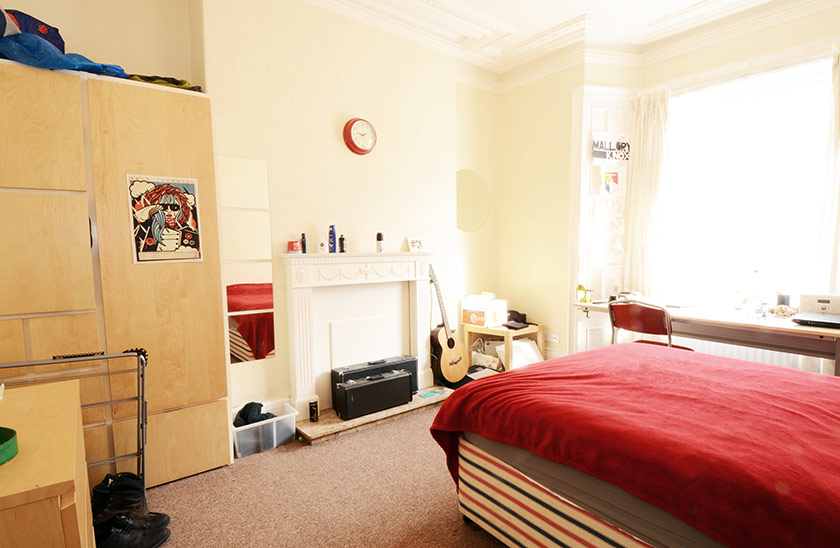 Amazing student accomodation Cardigan Terrace in Newcastle