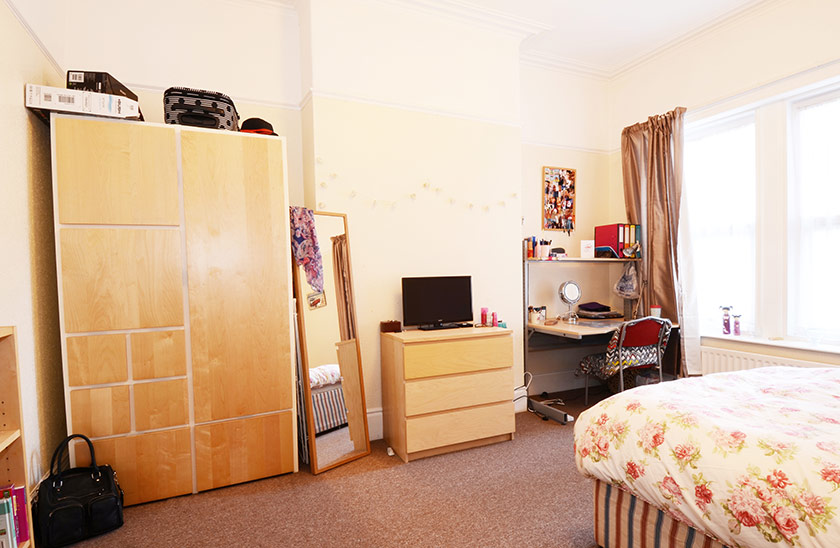 Fantastic student accomodation Rothbury Terrace in Shieldfield, Newcastle upon Tyne
