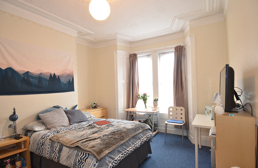 Affordable student accommodation Cardigan Terrace in Jesmond, Newcastle upon Tyne