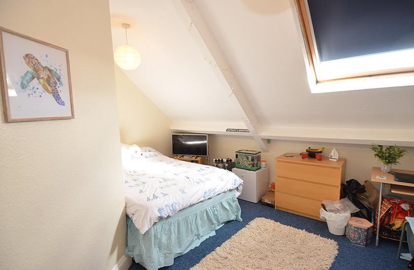 Fantastic student accommodation Cardigan Terrace in Heaton, Newcastle upon Tyne