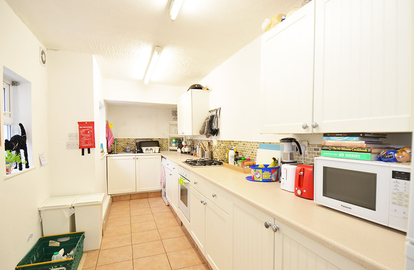 Affordable student accommodation Cardigan Terrace in Shieldfield, Newcastle upon Tyne