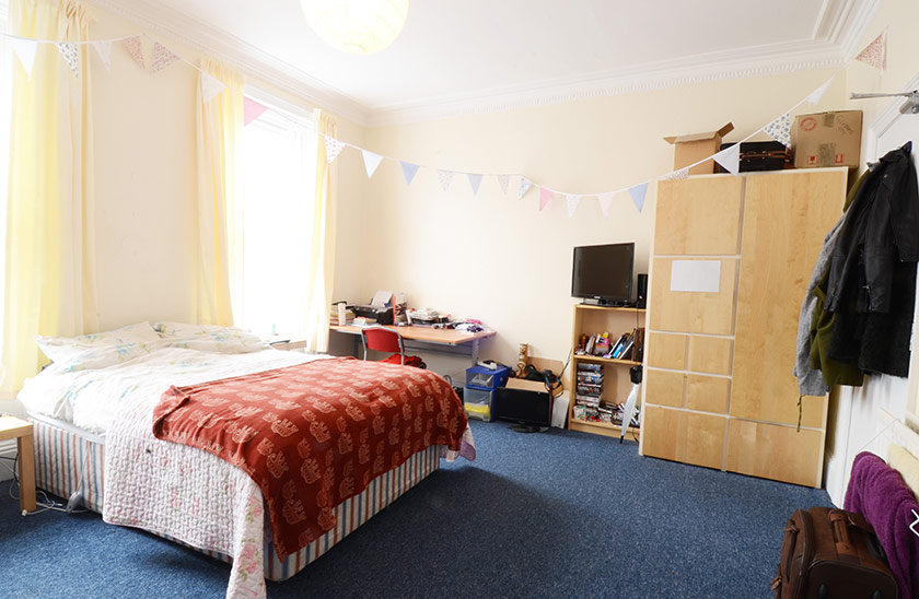Affordable student accomodation Cardigan Terrace in Jesmond, Newcastle upon Tyne
