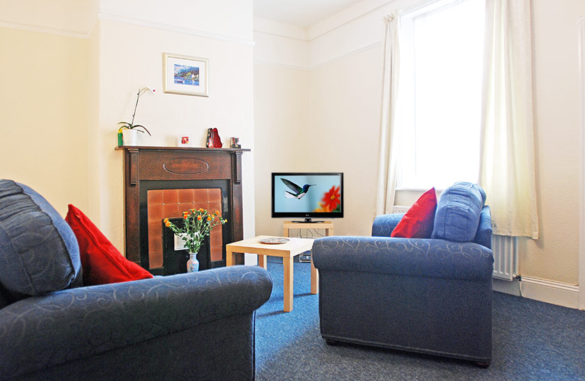 Amazing student accommodation Cartington Terrace in Shieldfield, Newcastle upon Tyne