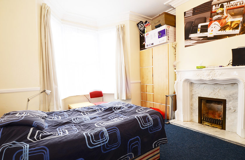 Fantastic student accomodation Cartington Terrace in Newcastle