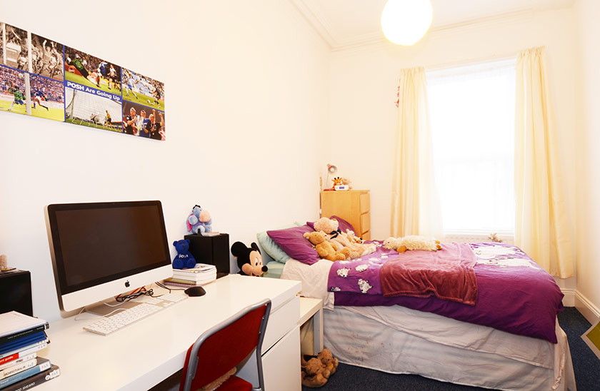 Reasonably priced student accomodation Cartington Terrace in Shieldfield, Newcastle upon Tyne