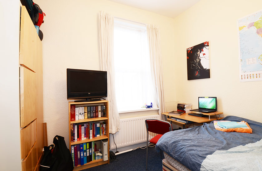 Fantastic student accomodation Cartington Terrace in Heaton, Newcastle upon Tyne