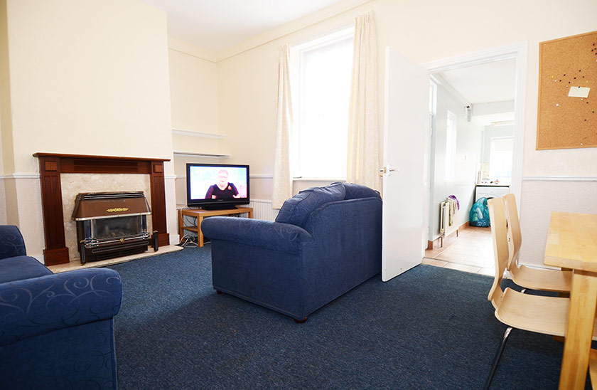 Affordable student accomodation Cartington Terrace in Newcastle