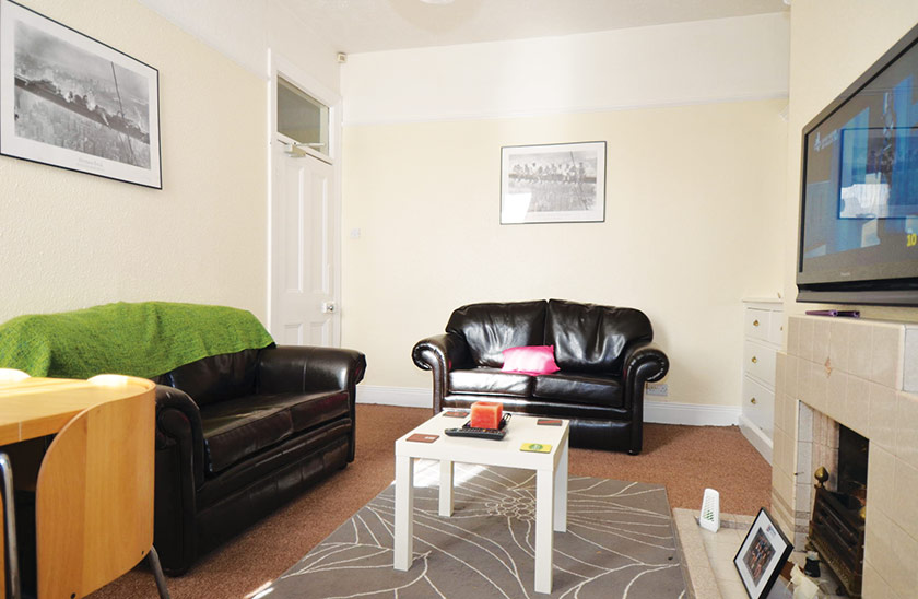 Fantastic student accommodation Biddlestone Road in Jesmond, Newcastle upon Tyne