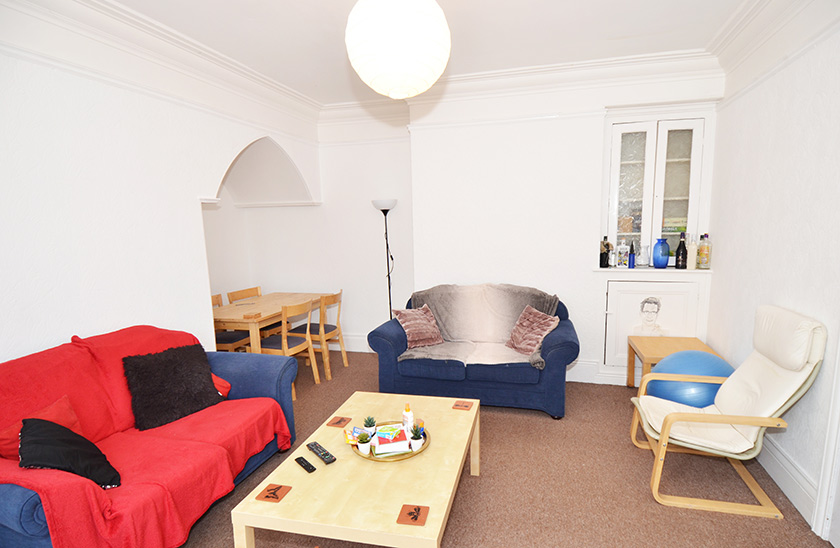Affordable student accommodation Stanmore Road in Newcastle