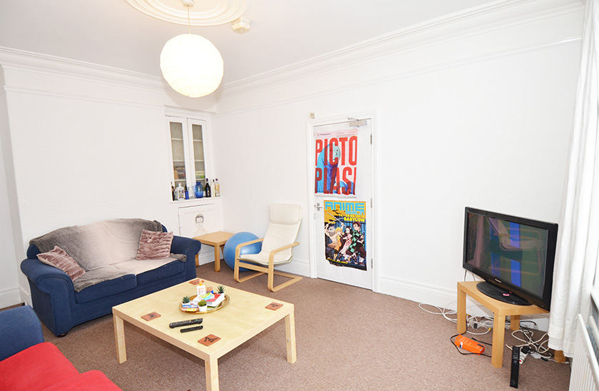 Fantastic student accommodation Stanmore Road in Heaton, Newcastle upon Tyne