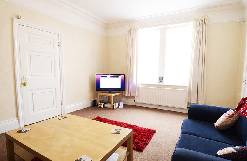 Affordable student accommodation Stanmore Road in Shieldfield, Newcastle upon Tyne