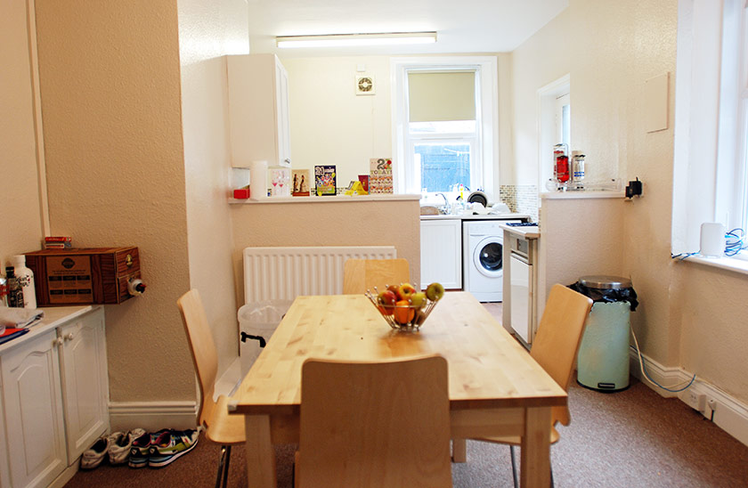 Amazing student accomodation Trewhitt Road in Newcastle