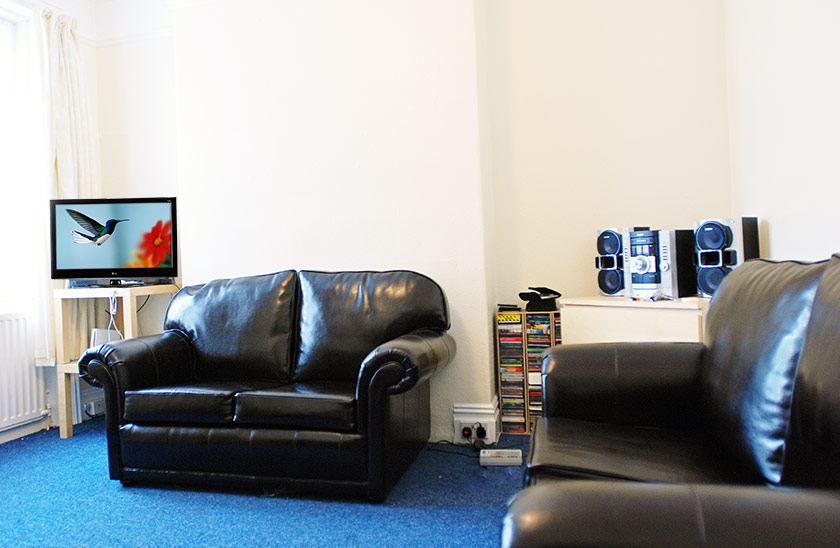 Reasonably priced student accomodation Trewhitt Road in Newcastle