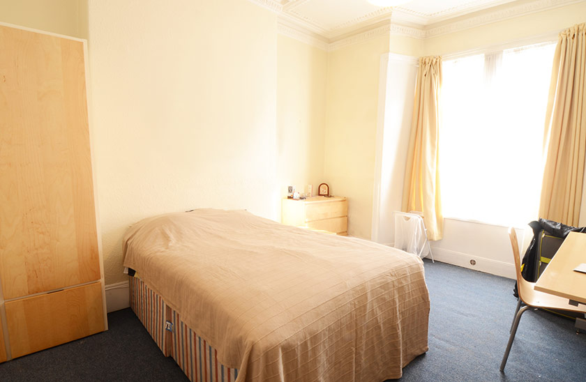 Fantastic student accomodation Cardigan Terrace in Jesmond, Newcastle upon Tyne