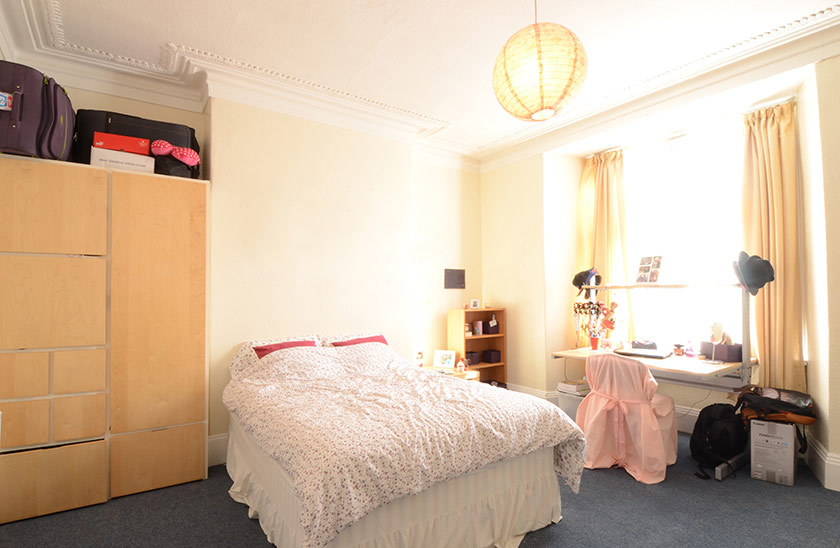 Affordable student accomodation Cardigan Terrace in Heaton, Newcastle upon Tyne