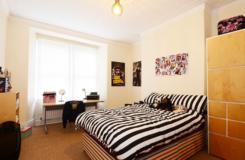 Reasonably priced student accomodation Second Avenue in Shieldfield, Newcastle upon Tyne