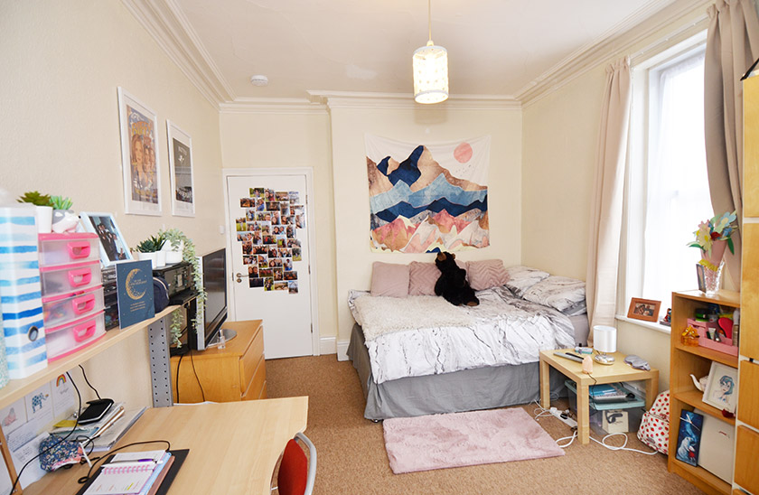 Affordable student accommodation Second Avenue in Newcastle