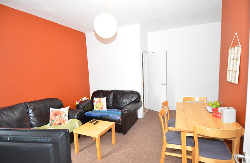 Affordable student accommodation Second Avenue in Heaton, Newcastle upon Tyne