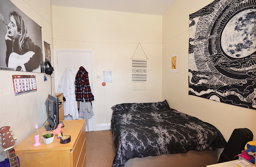 Fantastic student accommodation Cartington Terrace in Newcastle