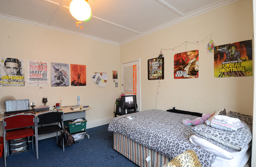 Affordable student accommodation Spencer Street in Newcastle
