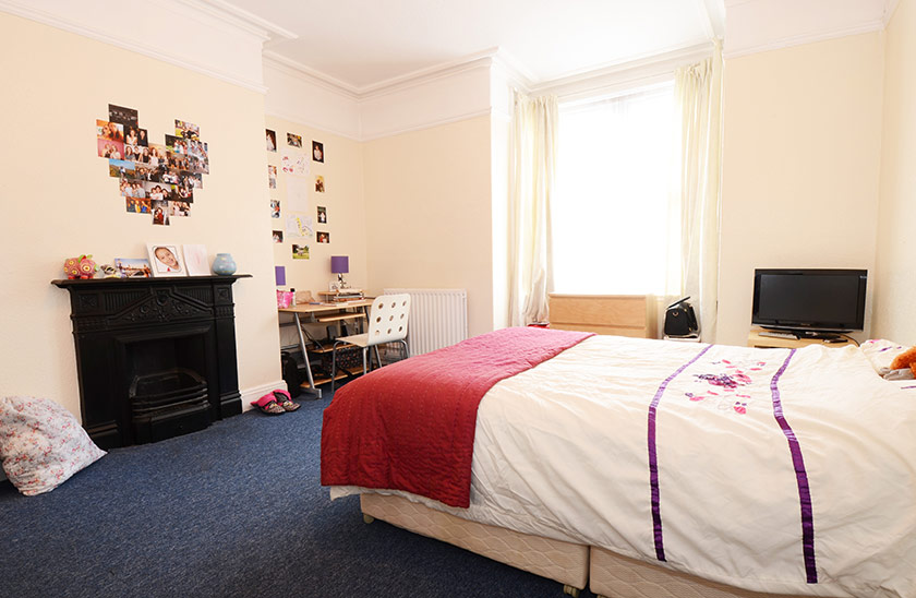 Affordable student accommodation Meldon Terrace in Newcastle